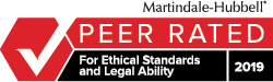 Christiansen & Prezeau, PLLP - Martindale-Hubbell Peer Rated for Ethical Standards and Legal Ability