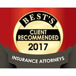 Christiansen & Prezeau, PLLP - AM Best Insurance Attorneys 2017