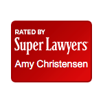 Christiansen & Prezeau, PLLP - Amy Christiansen - Rated by Super Lawyers
